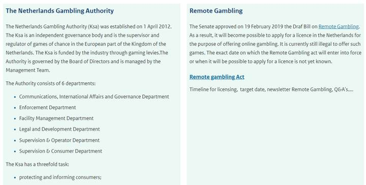 The Netherlands Gambling Authority